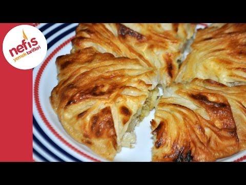 Patatesli Büzgü Börek Tarifi - Nefis...