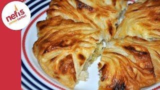 Patatesli Büzgü Börek Tarifi - Nefis ...