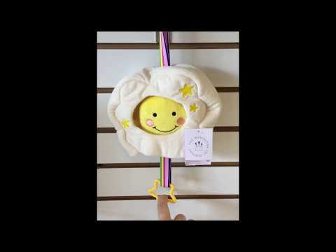Manhattan Toy Lullaby Sun Musical Pull Toy