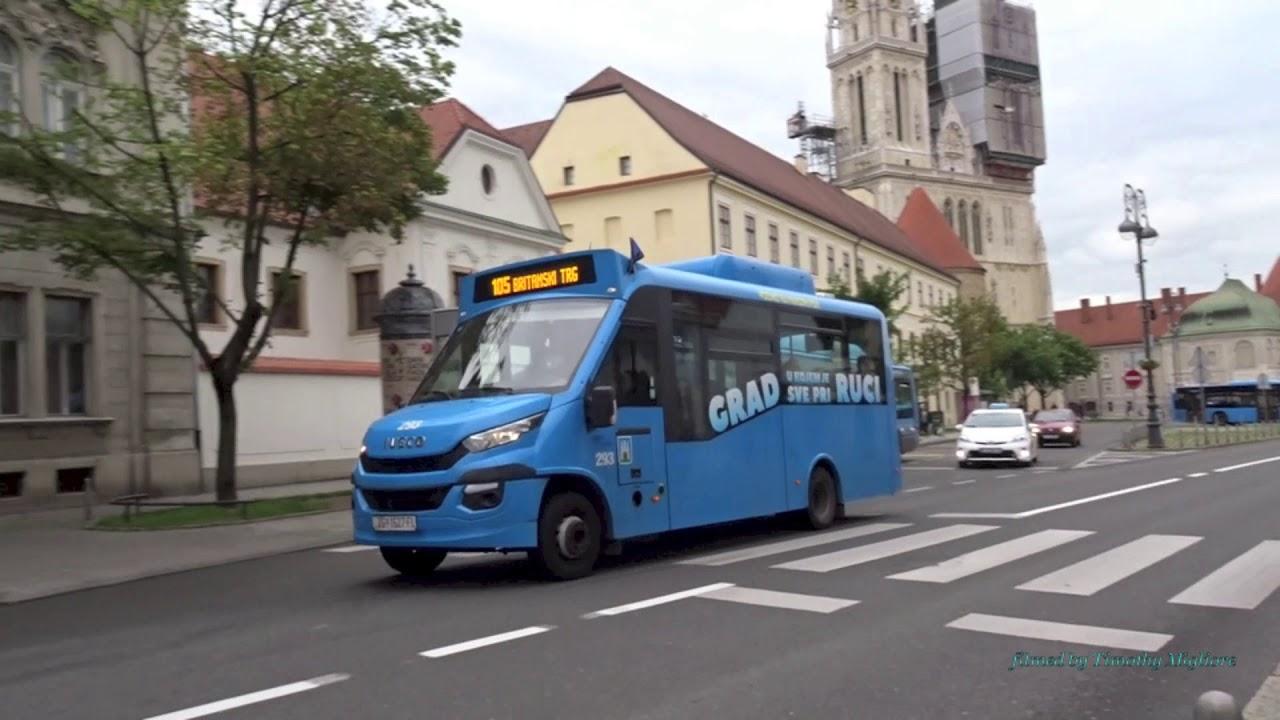 Buses In Zagreb Croatia 2019 Autobusni Kolodvor Zagreb Youtube