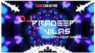 👻💨|| MERE BHART KA BACHA BACHA (EDM BLAST) MIX DJ PRADEEP & DJ VILAS ||☠️💨