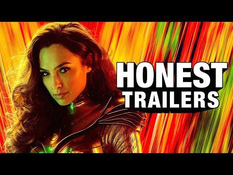 Honest Trailers | Wonder Woman 1984 - Screen Junkies