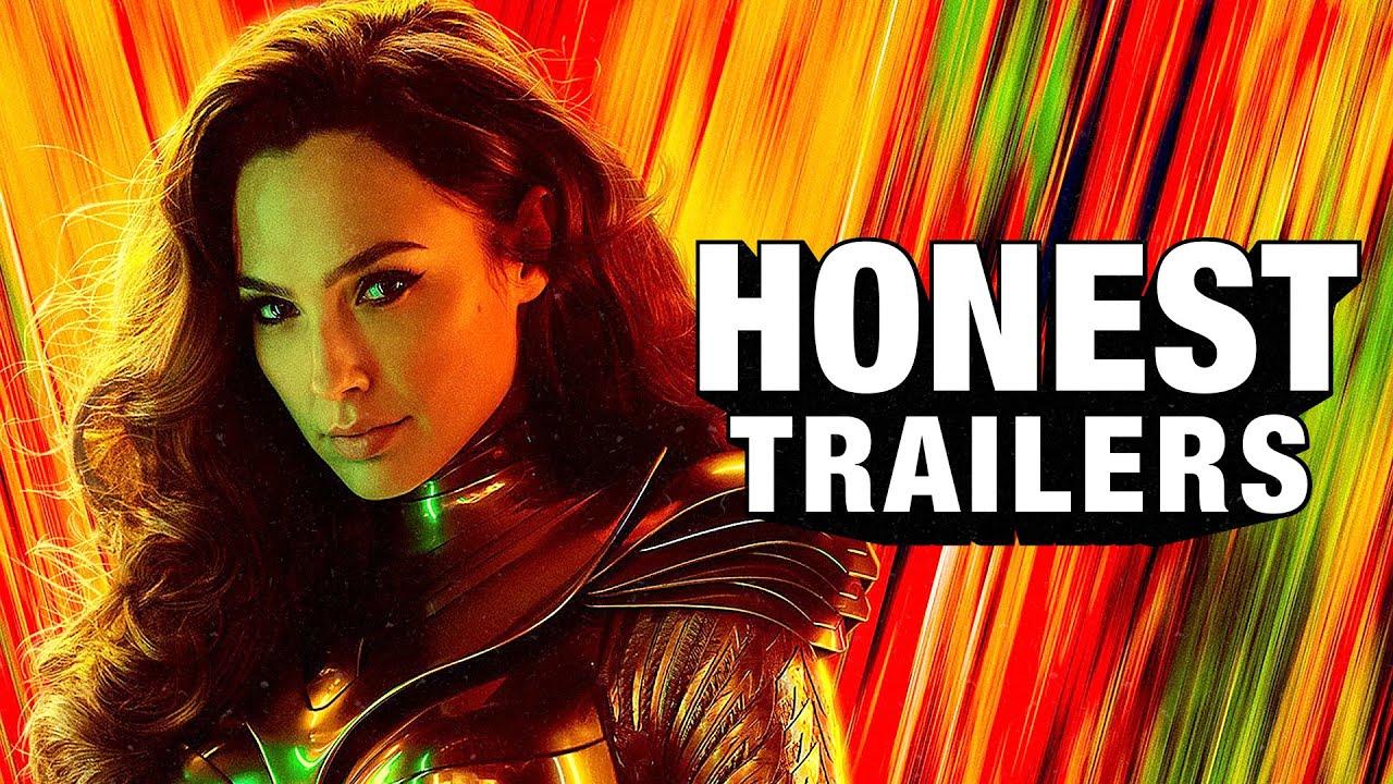 Download Honest Trailers   Wonder Woman 1984