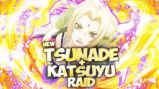 Video ** TSUNADE & KATSUYU RAID (S RANK) + UPDATE  ** | ** Naruto Ultimate Ninja Blazing * download MP3, 3GP, MP4, WEBM, AVI, FLV Agustus 2018