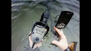 Scuba Diving - Minelab Equinox & Gray Ghost Amphibian Headphones