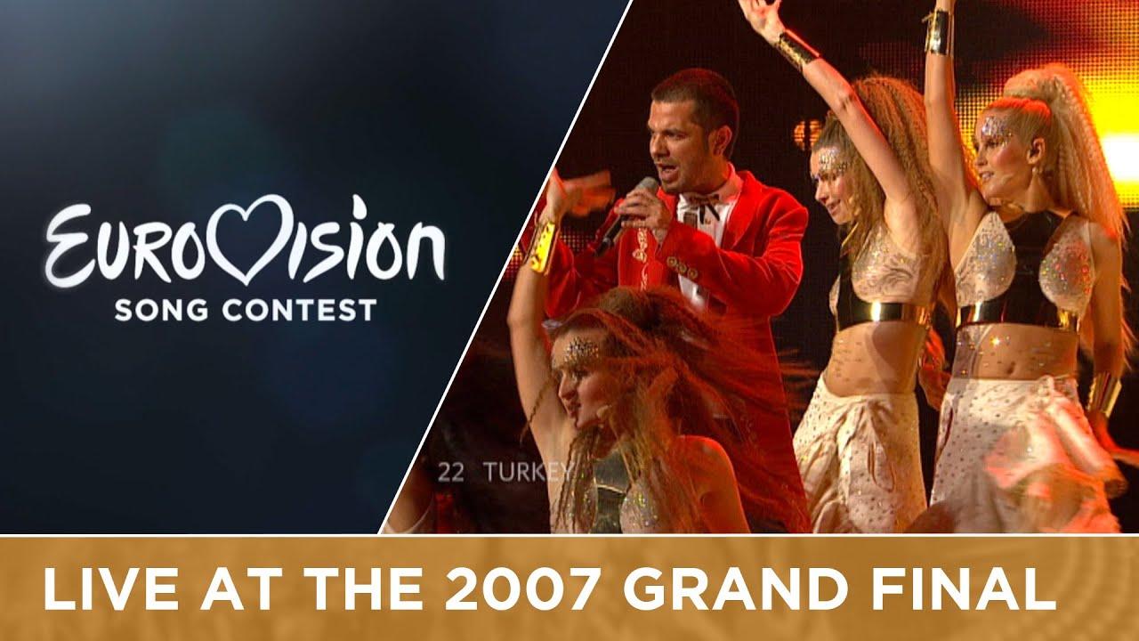 Kenan Dogulu - Shake It Up Shekerim (Turkey) Live 2007 Eurovision Song Contest