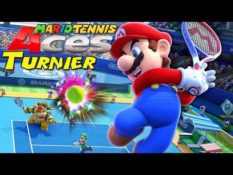 Halbfinale 🎮 Mario Tennis Aces Allstars #5