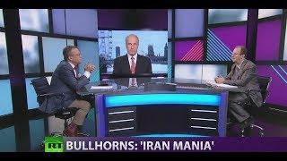 CrossTalk Bullhorns: 'Iran Mania'