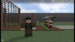 [GSF] Officers vs Obby - Roblox