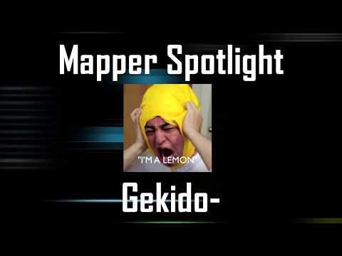 osumania Mapper Spotlight  Gekido-