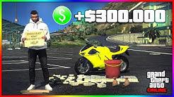 300.000$ IN 8 MINUTEN! 💵 GTA 5 GELD MACHEN! - FÜR ANFÄNGER! 💸 (GTA 5 Online)