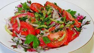 Салат! Лёгкий, вкусно заправленный! Его будете готовить каждый день!/Summer salad,dressing super