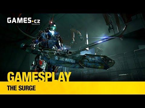 Čtenářský GamesPlay - The Surge