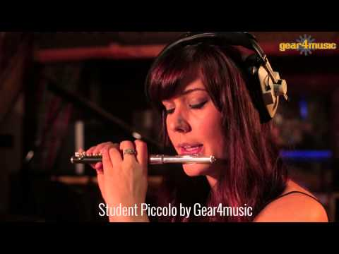Student Piccolo by Gear4music