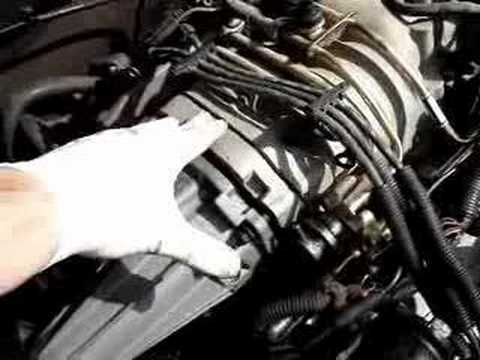 Replacing a worn out supercharger coupler on 38 GM