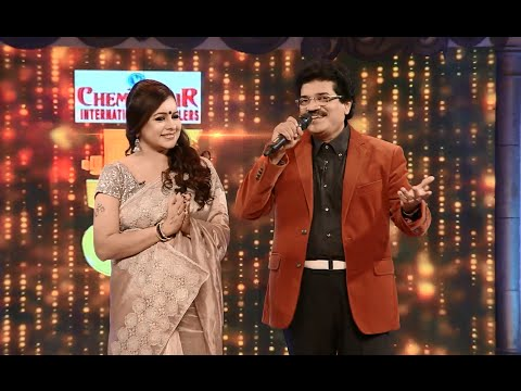 Onnum Onnum Moonu | Ep 153 - Chat with MG Sreekumar & Lekha Sreekumar | Mazhavil Manorama