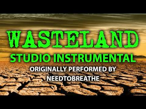Wasteland (Cover Instrumental) [In the Style of NEEDTOBREATHE]