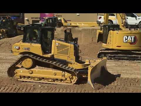 Cat® Equipment Demos - Full Range | From CONEXPO 2020