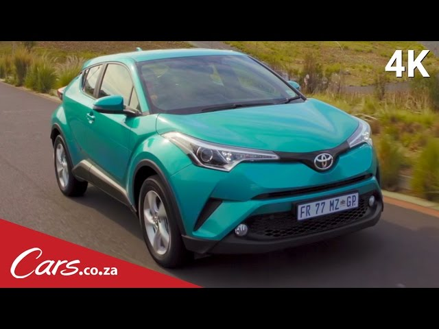 Toyota C-HR - In-depth Review and Test Drive