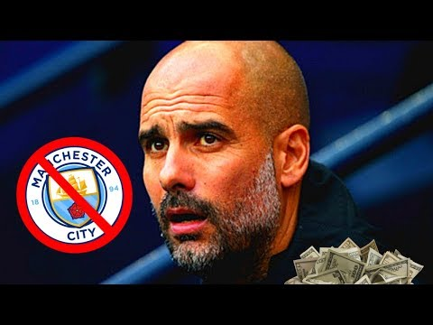 City BANNED from Champions League???