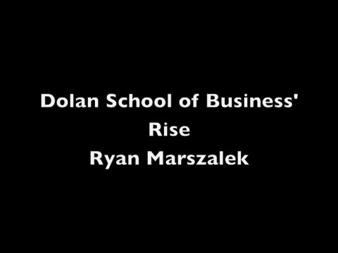 Dolan School of Business' Rise