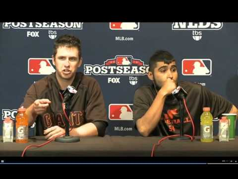 Posey and Romo