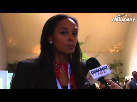 Interview with Isabel Dos Santos