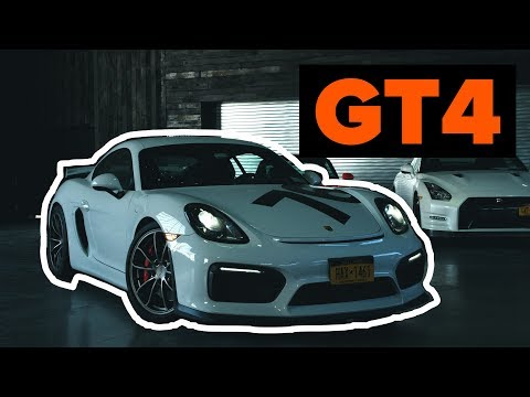 Porsche Cayman GT4 | Drive-Thru | Classic Car Club