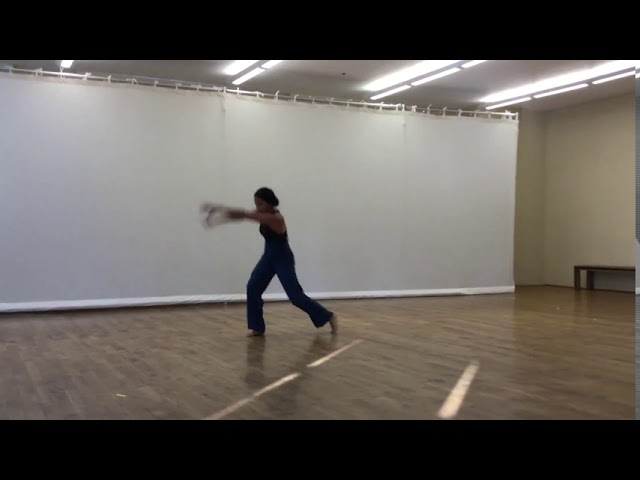 San Diego Dance Theater: September 2020 First Friday Part 1