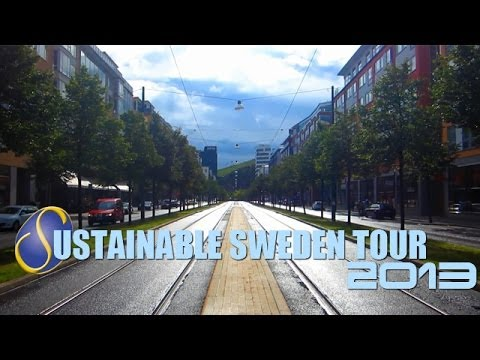 Sustainable Sweden Study Tour 2013