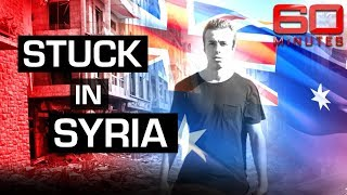 Terrorist teen or innocent aid worker? Australian in Syria not welcome home | 60 Minutes Australia