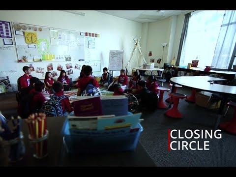 Momentous School Closing Circle