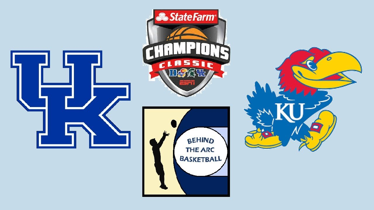 Live updates: Kentucky vs. Kansas college basketball