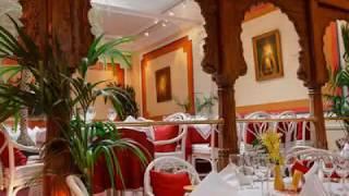 Indian restaurant interior design ideas