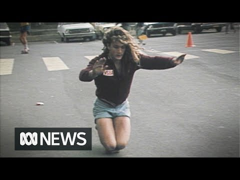 Sydney's Skateboard Winter Olympics (1976) | RetroFocus