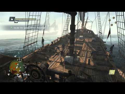 Assassin's Creed IV: Black Flag - Devil's Advocate: Locate Queen Anne's Revenge: Ed & Adewale Chat