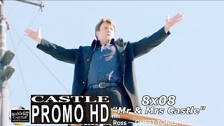 "Castle 8x08  Promo  Castle Season 8 Episode 8 Promo ""Mr. & Mrs. Castle"" (HD)"