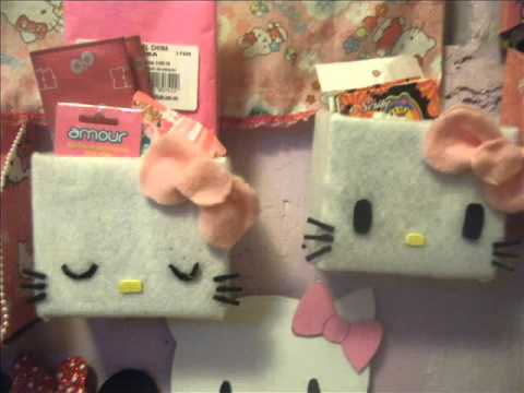 Manualidades de hello kitty faciles