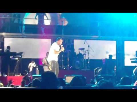 Agent Sasco (Assassin) @ Reggae Sumfest, Montego Bay 7-21-11 Performing