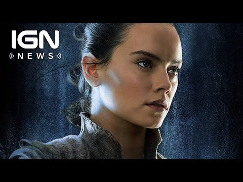 Star Wars: Daisy Ridley Says She's Done Playing Rey After Episode IX - IGN News