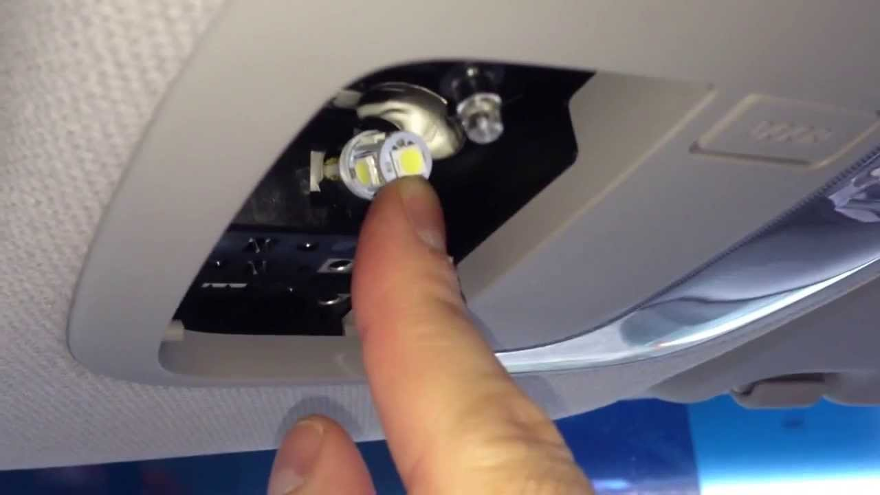Kia Cadenza 2011 >> How to install LED dome and map lights 2013 Kia Soul - YouTube