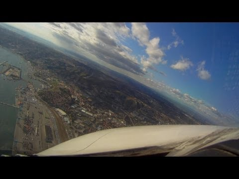 ✈Marseille Provence Airport - Approach & Landing (Cockpit View)
