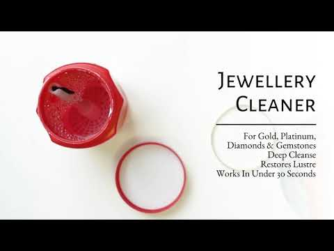 Jewellery Cleaner by Connoisseurs UK