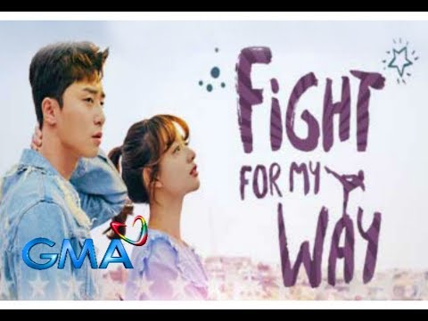 "Fight For My Way❤️ GMA-7 Theme Song ""Paulit-Ulit"" Kristoffer Martin (MV with lyrics)"