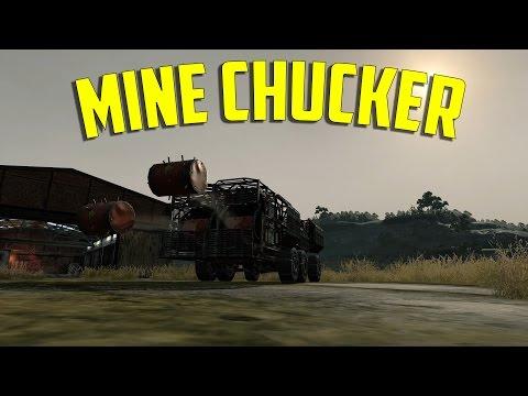 Crossout - Mine Chucker