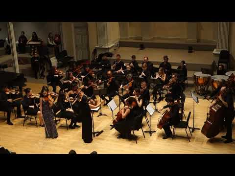 Beethoven's Romance for Violin & Orchestra, Philharmonia Orchestra