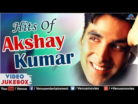 Hits of AKSHAY KUMAR : 90s Romantic Hits   JUKEBOX  Evergreen Bollywood Hindi Songs