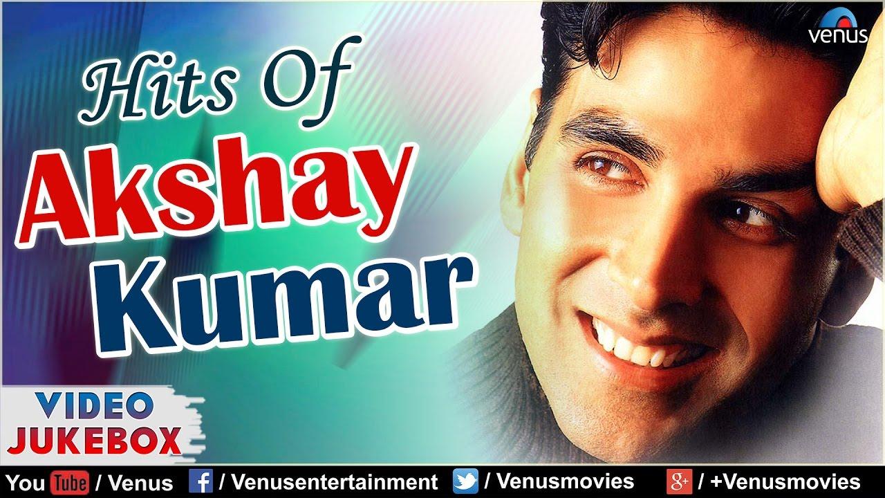 Hits Of AKSHAY KUMAR : 90's Romantic Hits