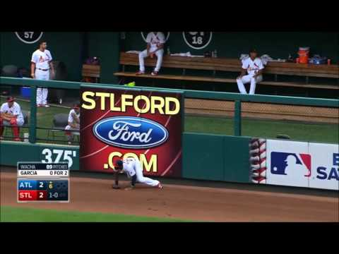 Atlanta Braves | 2015 Home Runs (100)