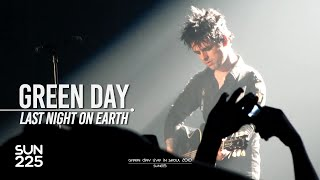 Green Day - Last Night on Earth (Live in Seoul, 18 January 2010)